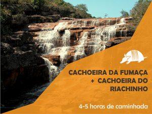 FUMACA 300x225 - Cachoeira da Fumaça + Cachoeira do Riachinho