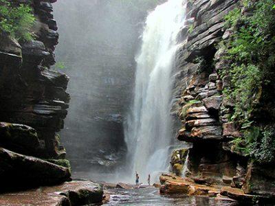 Cachoeira do Mosquito - Chapada Diamantina
