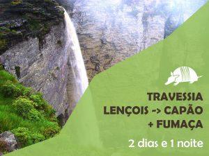 TATU roteiros pati travessia lencois 04out18 300x225 - Travessia Lençois -> Capão + Cachoeira da Fumaça