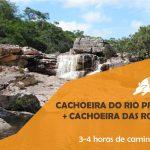 TATU roteiros riopreto 150x150 - Cachoeira da Fumaça + Cachoeira do Riachinho