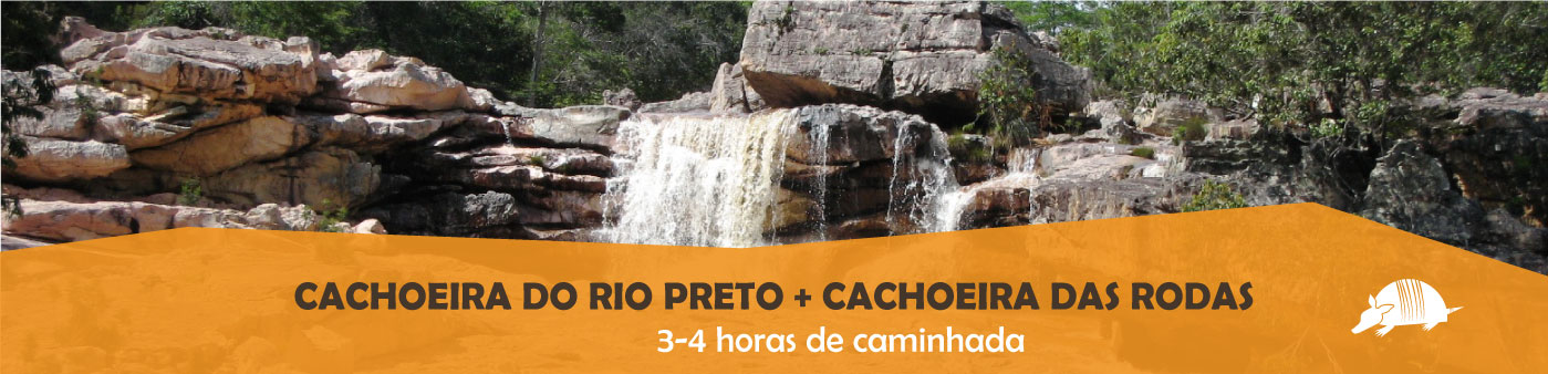 TATU roteiros riopreto banner - Cachoeira do Rio Preto + Cachoeira das Rodas