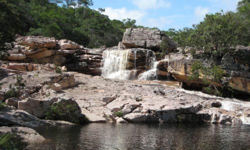 Cachoeira do Rio Preto - Vale do Capão - Chapada Diamantina