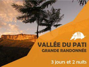 TATU roteiros FR pati 3dias 300x225 - Trek itinérant dans la vallée du Pati - Grande Randonnée
