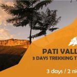 TATU roteiros ENG pati 150x150 - Introduction to Pati Valley: 2-day Trek