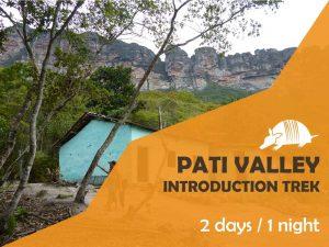 TATU roteiros ENG patimiini 300x225 - Introduction to Pati Valley: 2-day Trek