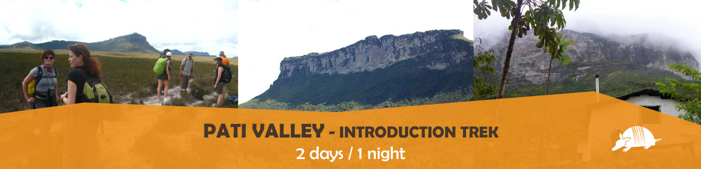 TATU roteiros ENG patimiini banner - Introduction to Pati Valley: 2-day Trek