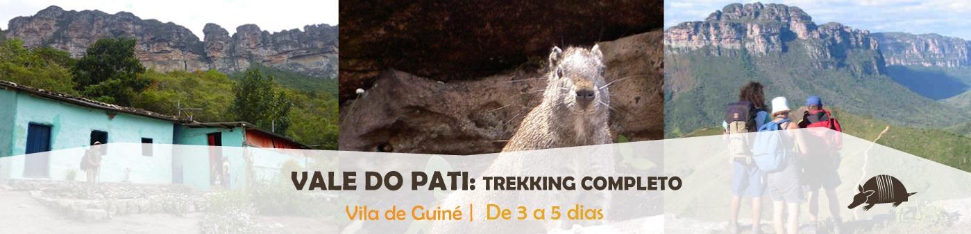 TATU roteiros guine banner  - Vale do Pati - Vila do Guiné - De 3 a 5 dias